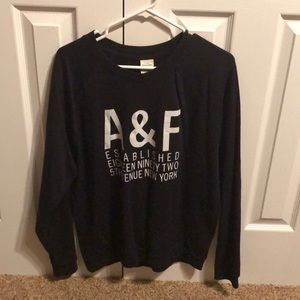 Abercrombie and Fitch Long Sleeve Sweatshirt